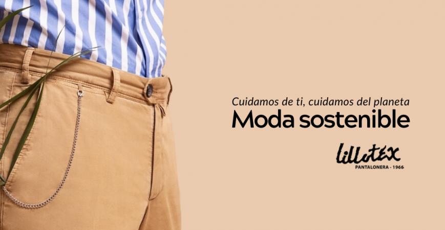 La moda sostenible y elegante es posible.