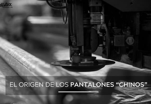 """El origen de los pantalones """"chinos"""""""